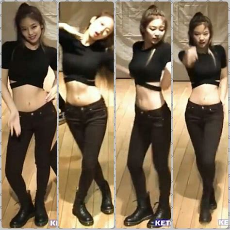 Body Goals Jennie's Abs Of Justice  Blink (블링크) Amino