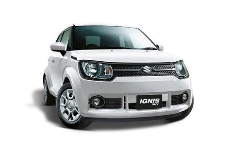 Suzuki Ignis Backgrounds by 2018 Suzuki Ignis Gl 1 2l 4cyl Petrol Manual Suv