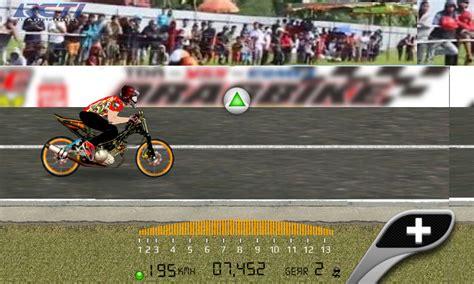 Drag Bike Mod Motor Indonesia V2 Apk Mod Terbaru 2018