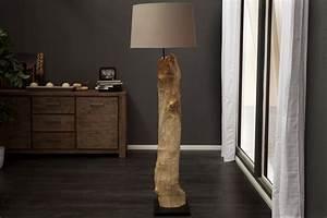 Stehlampe Aus Treibholz : stehleuchte aus treibholz rousilique beige 17320 2841 ~ Markanthonyermac.com Haus und Dekorationen