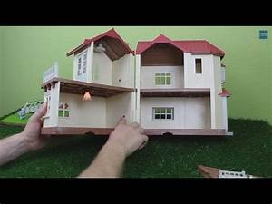 sylvanian families werbefilm fur deutschland doovi With katzennetz balkon mit sylvanian families garden set