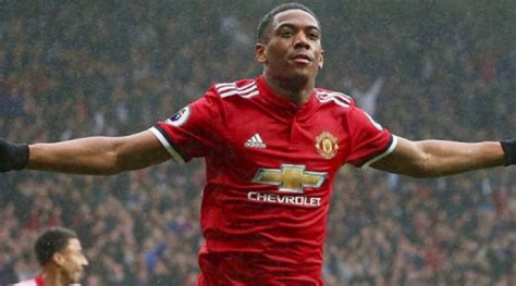 Barcelona have a good chance of snatching Anthony Martial ...