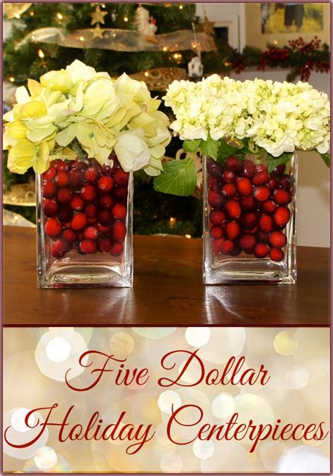 5 holiday centerpieces doing this for christmas