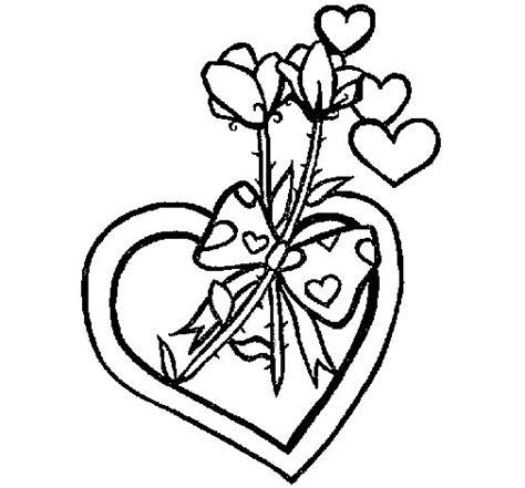 disegni di mazzi di fiori da colorare disegno di mazzo di fiori 3 da colorare acolore
