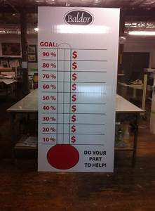 Online Donation Tracker 17 Best Images About Design Custom Goal And Fundraising