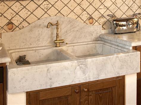 lavello marmo cucina marmo cheap particolare di questa cucina luisola