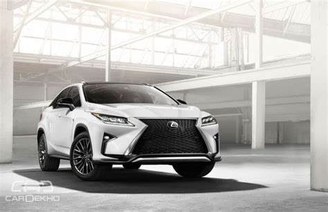 Toyota Planning To Introduce Lexus Luxury Brand In India Cardekhocom