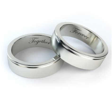 engraving something special in your engagement ring or wedding band jewelry blog engagement