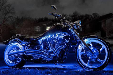 Xkglow Xk034001-b Underglow Blue Led Rock Light Kit