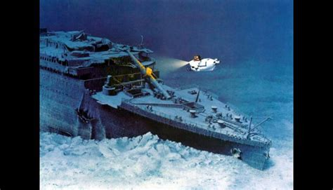 Imagenes Barco Titanic Hundido titanic datos jam 225 s contados del trasatl 225 ntico hundido en