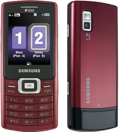Dual Sim Mobile In India by Samsung C5212 Mobile Price In India Features And