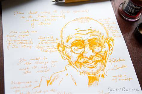 De Atramentis Mahatma Gandhi (35ml Bottled Ink