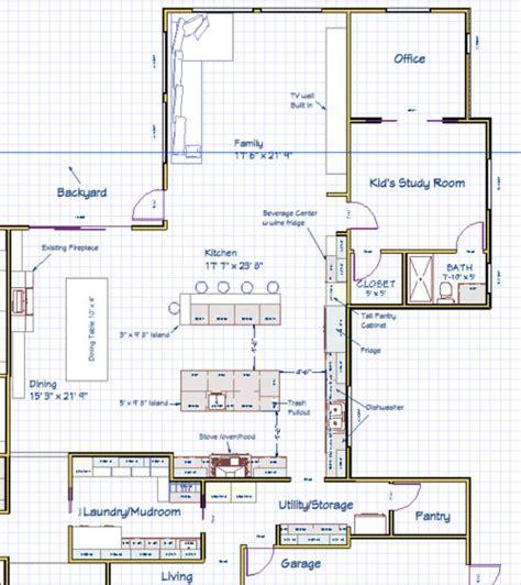 kitchen layout ideas with island kitchen layout island 7925