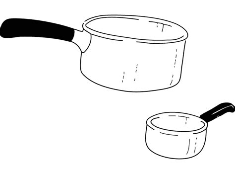 dessin de cuisine à imprimer dessin ustensile cuisine