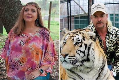 Baskin Carole Exotic Tiger Joe King Husband