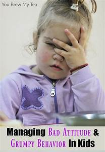 Managing Bad At... Childlike Attitude Quotes