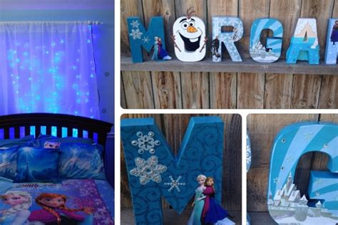 chambre de la reine des neiges decoration chambre la reine des neiges visuel 8