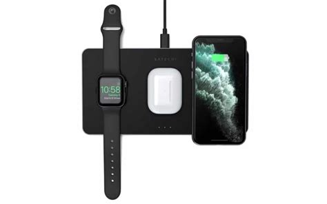 ces satechis wireless charging pad charge