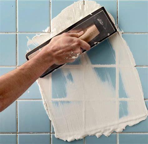 regrouting bathroom tiles bathroom tile diy diy