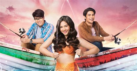 janella salvador mermaid random review my fairy tail love story breaks the norm