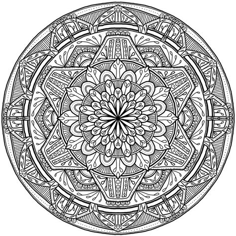 Coloring Krita by Krita Circles Mandala 7 By Welshpixie On Deviantart