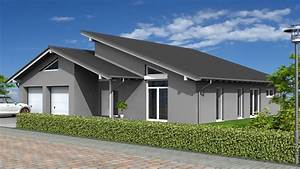 Garage Mit Pultdach : hausbau bungalow pro immo ohg ihr bauspezialist f r ~ Michelbontemps.com Haus und Dekorationen