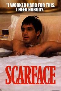 Scarface quotes, Scarface movie and Quotes on Pinterest