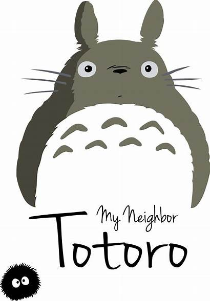 Totoro Neighbor Ghibli Studio Anime Wallpapers Iphone