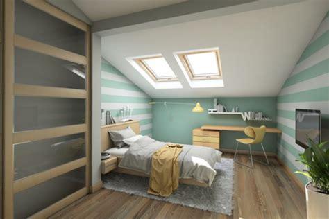 Dachschräge Farbe by Dachschr 228 Ge Streichen 187 Die Besten Farbideen
