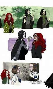 harry potter fan art - Google keresés | Snape and lily ...