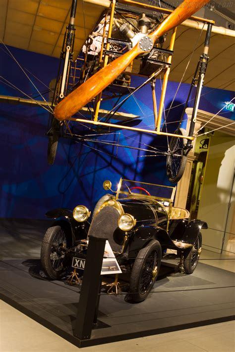Bugatti Type 18 'Black Bess' - Chassis: 474 - The Louwman ...