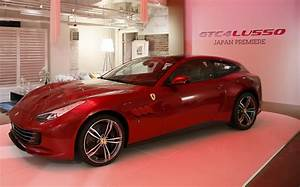 Ferrari Gtc4 Lusso : ferrari gtc4 lusso lands in the far east for the first time ~ Maxctalentgroup.com Avis de Voitures