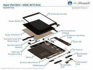 Ipad Parts Diagram  Ipad  Free Engine Image For User