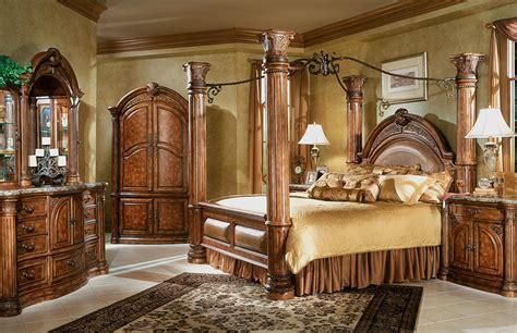 Bed Cost by Monte Carlo Bedroom Set Aico Monte Carlo Canopy Bed