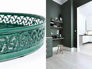 Inspirations Dco En Vert Fonc Joli Place