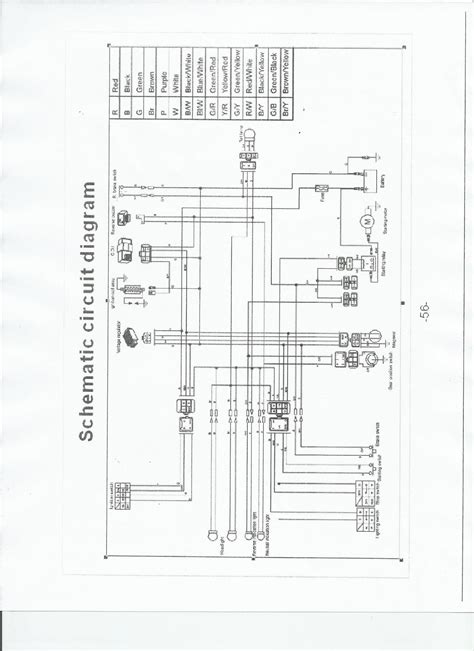 gy6 150cc fuel diagram diagrams wiring diagram