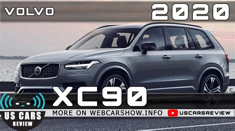 volvo xc review release date specs prices youtube