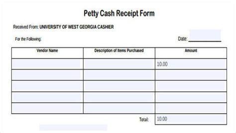 36 printable receipt forms sle templates