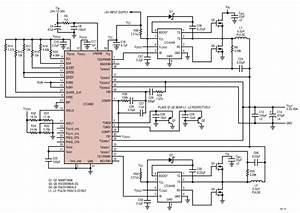 Ltc3882 36v Input 3 3v  40a 1 0mhz Converter With Discrete