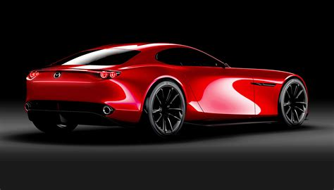 mazda rx  previewed  rx vision rotary concept  tokyo motor show  caradvice