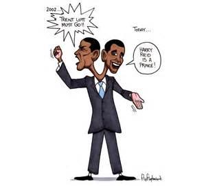 Political Satire Cartoons Obama