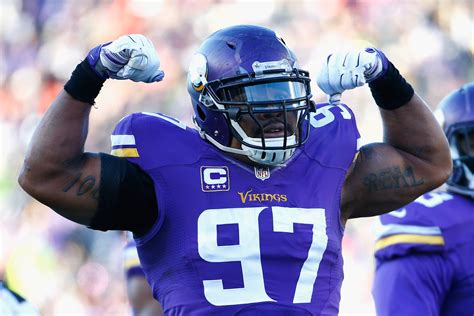 Minnesota Vikings Players Wallpaper Better Or Worse For The Minnesota Vikings In 2017 Everson Griffen Page 2