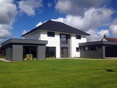 maison 224 ossature bois claude vasseur la maison bois par maisons bois