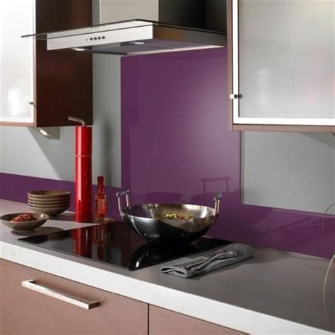 aubergine kitchen tiles purple glass splashback homegenies 1386