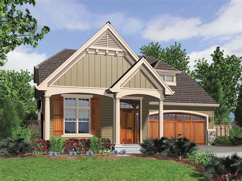 Cottage Style House Plan 3 Beds 2 5 Baths 2032 Sq/Ft