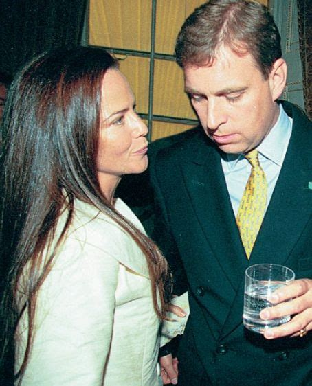Prince Andrew Duke of York and Koo Stark - Dating, Gossip ...