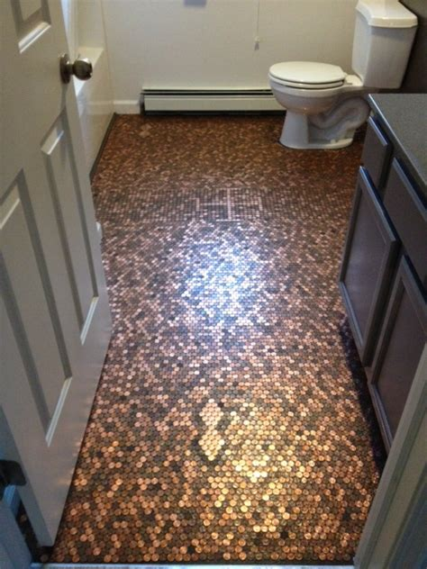 penny floorrenovate  bathroom