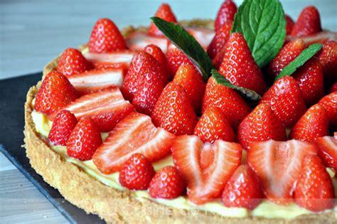 la cuisine de aux fraises tarte aux fraises la cuisine de niya