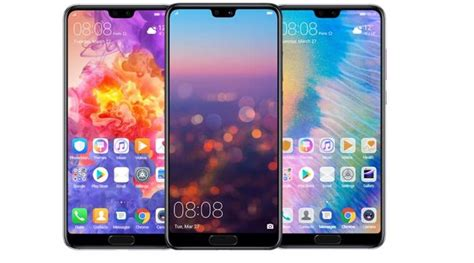 Huawei P20, P20 Pro launched: Price in India ...