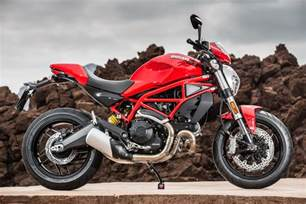 Caution Light by Ducati Monster 797 The Bike Shed